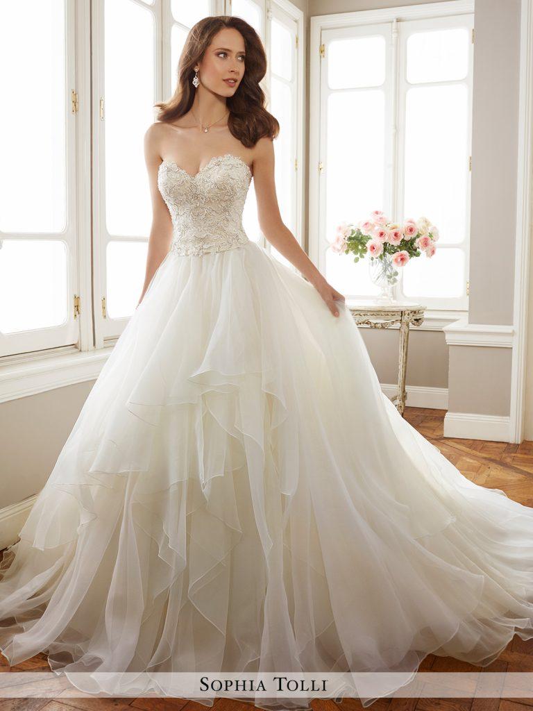 Sophia Tolli - Lauderdale Bride